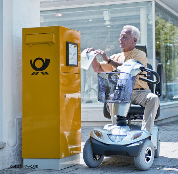 Bilder von Elektromobilen: Mit einem E-Mobil sind Sie flexibel und wendig