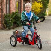 MOMO Dreirad ...als Therapiehilfe für Kinder, Jugendliche und Erwachsene