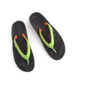 Zehenstegsandalen, Maßanfertigung, mit Fußbett