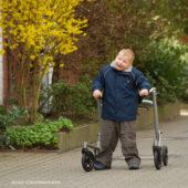 Laufhilfe für Kinder