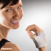 Bandage bei Rhizarthrose, Ruhigstellung des Daumengelenkes, weniger Schmerze, Sanitätshaus Melle, auch nach Maß möglich