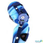 Orthese, Oberschenkelorthese nach Gipsabdruck, gefertigt Orthopädietechnik Melle RAS