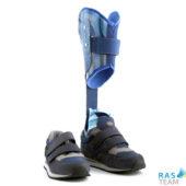 Orthese, Orthesen mit Orthesenschuh, Werstatt RAS in Melle, Orthopädietechnik