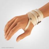 Handgelenkriemen aus Leder