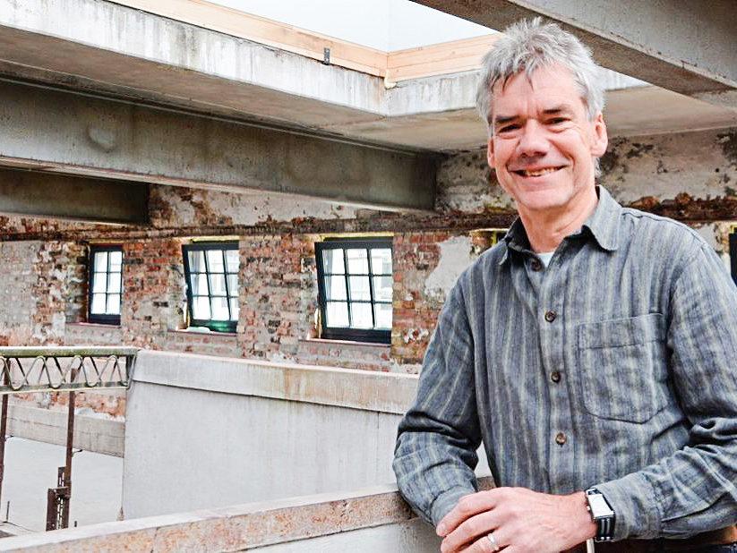 Temmehalle, Umbau, neues Kundenzentrum, Geschäftsführer Bert Lange