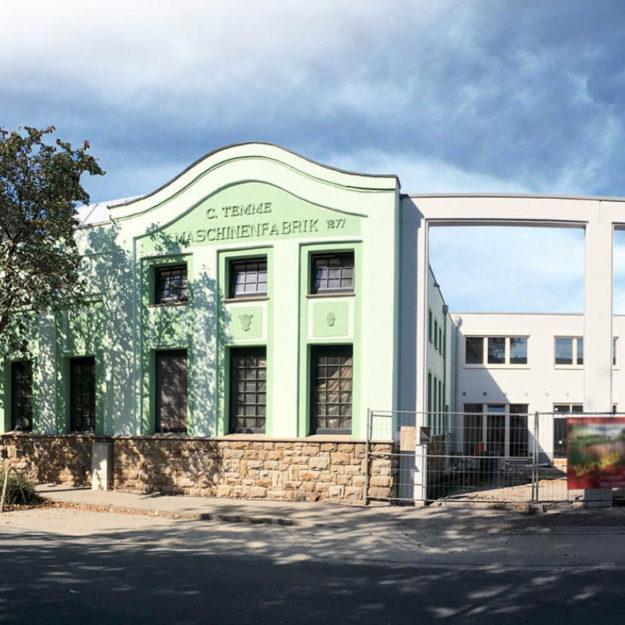 Das neue Sanitätshaus in Melle an der Gesmolder Straße