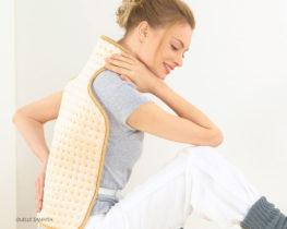 Rückenheizkissen, Nackenheizkissen aus dem Sanitätshaus RAS in Melle
