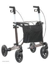 Rollator komfortabel und mobil