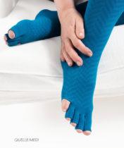 dicke Füße, Kompressiosversorgungen