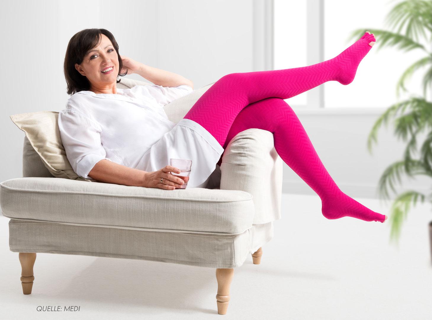 Venengesundheit Melle, Reiterhosen, Lympfstau in den Beinen, Kompressionsversorgungen