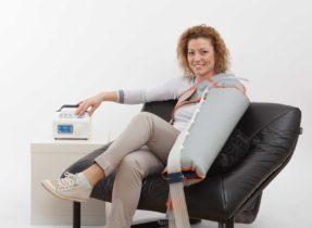 Kompressionstherapie zu Hause, Lipödem und Lymphödem
