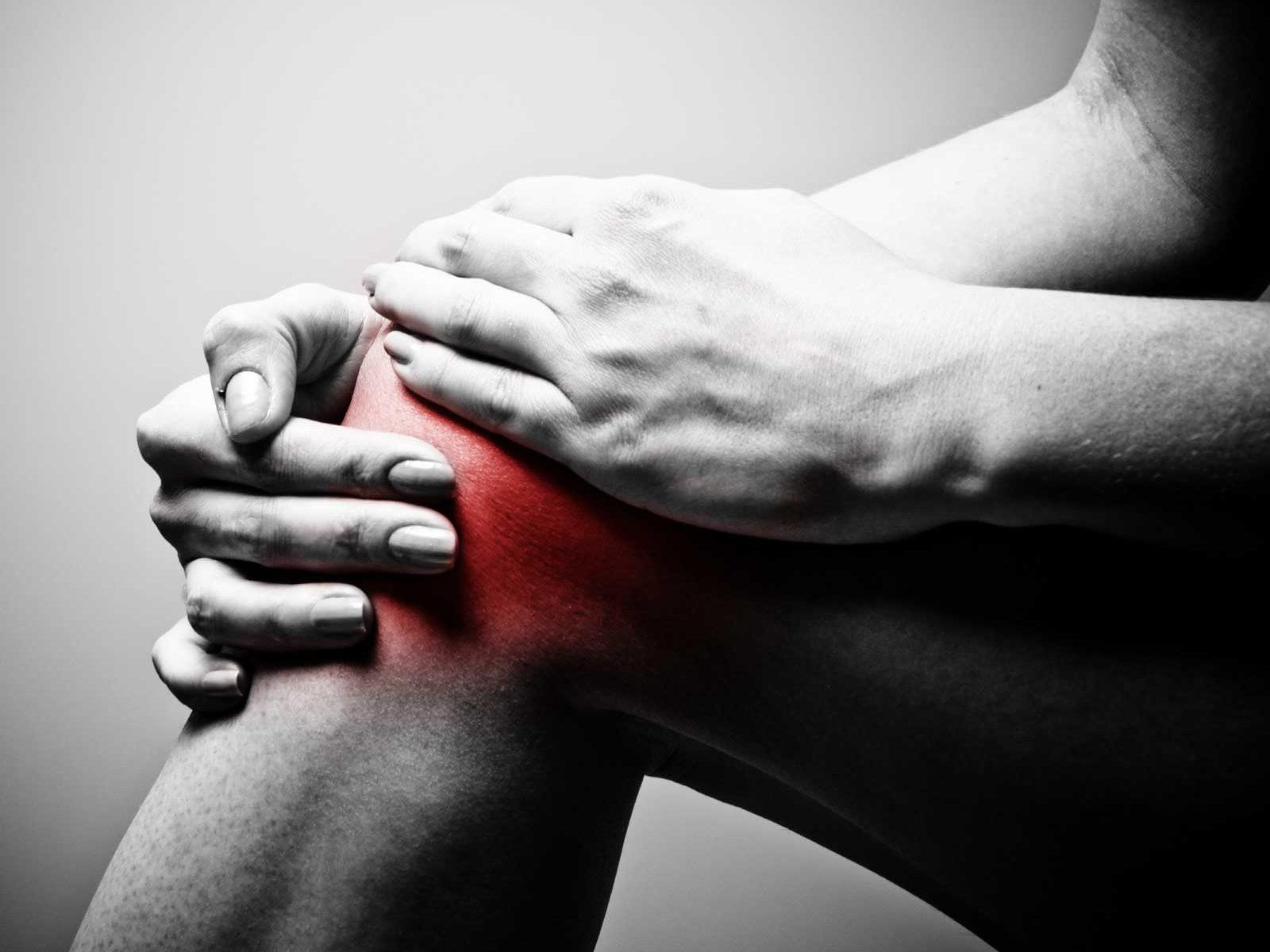 Bei Arthrose Kniearthrose bildet sich der Knorpel zurück