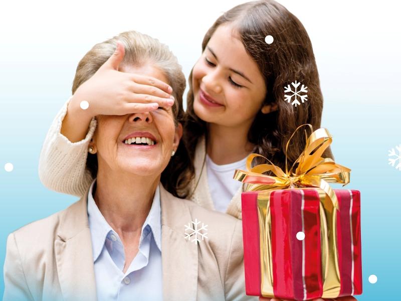 Weihnachtsangebote aus dem Kundenzentrum erleichtern die Geschenkeauswahl
