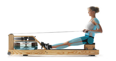 rudern, fitness, waterrower in melle