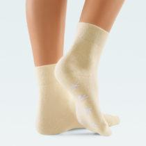 kuschelige Fußwärmer für warme Füße
