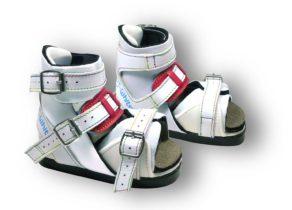 BETA-Flex Schuhe für Schiene