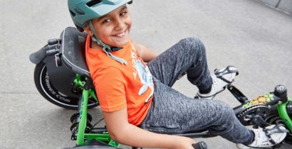 Dreiräder für Jugendliche und Kinder