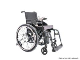 Motor für meinen Rollstuhl