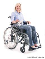Rollstuhl zu schwer