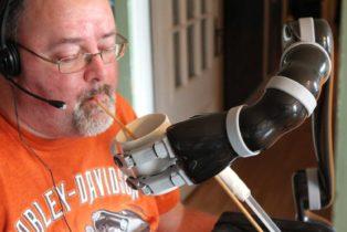 Roboterarm JACO für den Alltag