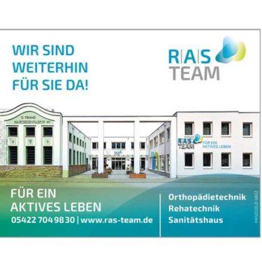 Vector Fotografie des Sanitätshauses RAS in Melle